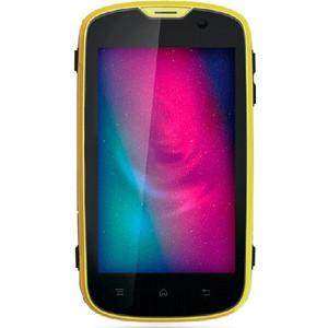 Смартфон Ginzzu RS71D оранжевый смартфон