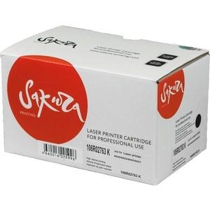 Картридж Sakura 106R02763 черный, 2000 стр. sakura q5949x q7553x