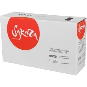 Картридж Sakura KXFAT430A7 3000 стр. картридж sakura 113r00737 10000 стр