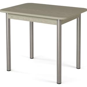 Стол обеденный МегаЭлатон Ницца прямоугольный венге италия мебельтрия стол обеденный ницца см 217 01 1 бежевый с рисунком кожа венге коричневый