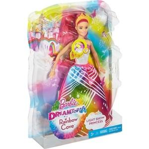 Mattel Barbie Барби Радужная принцесса с волшебными волосами DPP90 mattel единорог barbie