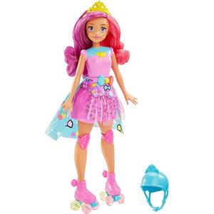 Mattel Barbie Кукла Barbie и виртуальный мир Повтори цвета DTW00 mattel единорог barbie