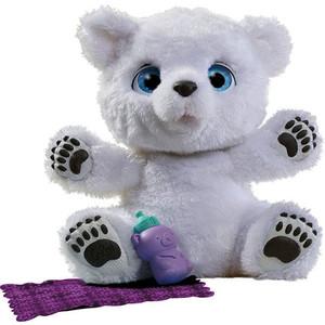 Интерактивная игрушка Hasbro FurRealFrends Полярный медвежонок B9073EU4 оружие игрушечное hasbro hasbro бластер nerf n strike mega rotofury