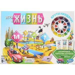 Hasbro Games Игра в жизнь - Каникулы C0161121 hasbro games 98831121