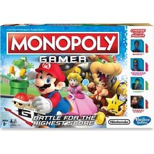 Hasbro Games Монополия Геймер C1815121 цена и фото