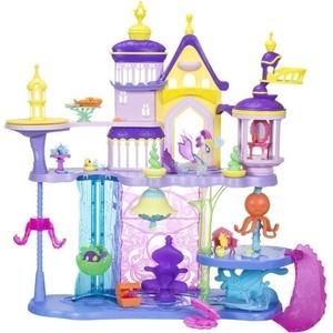 Hasbro My Little Pony Мерцание игровой набор Волшебный Замок C1057EU4