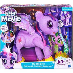 Hasbro My Little Pony Сияние интерактивная Твайлайт Спаркл C0299121