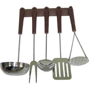 Набор кухонных инструментов 5 предметов Амет (1с563) набор инструментов квалитет нир 104