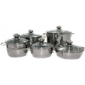 Набор посуды 10 предметов Амет (1с946)