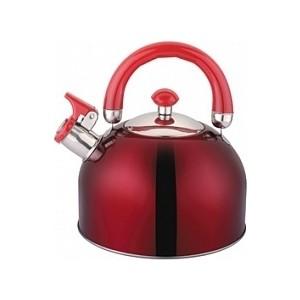 Чайник со свистком 2.5 л Appetite (LKD-2025R)