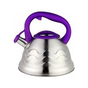 Чайник со свистком 3.0 л Appetite (LKD-5130V) чайник riess pastell со свистком цвет розовый 2 л
