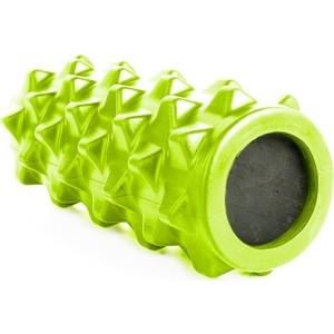 Валик Bradex для фитнеса массажный, зеленый (SF 0247) валик bradex для фитнеса массажный зеленый sf 0247