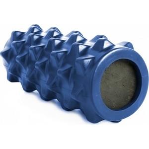 Валик Bradex для фитнеса массажный, синий гантель для фитнеса s образная larsen nt169s