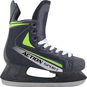 Коньки Action PW-434 хоккейные р. 41