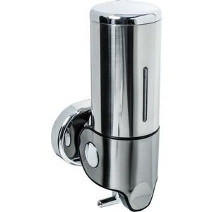 Дозатор настенный 0,5 л Fixsen Hotel, хром (FX-31012A) hotel lock system rfid t5577 hotel lock gold silver zinc alloy forging material sn ca 8037
