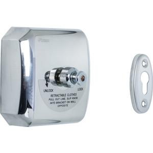 Шнур вытяжной для белья Fixsen Hotel, хром (FX-31025) hotel lock system rfid t5577 hotel lock gold silver zinc alloy forging material sn ca 8037