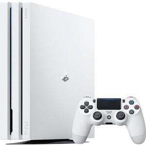 Игровая приставка Sony PlayStation 4 Pro 1Tb white playstation 4