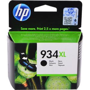 Картридж HP № 934XL (C2P23AE) чёрный 1000 стр. картридж hp 934 black c2p19ae