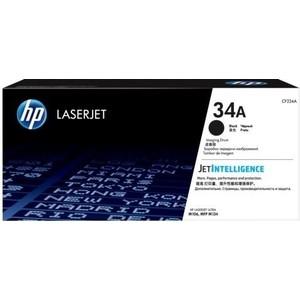 Фотобарабан HP CF234A №34A чёрный 9200 стр. фотобарабан hp cf234a hp 34a для hp laserjet pro mfp ultra m106 m134 чёрный 9200 страниц