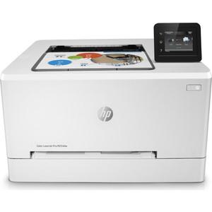 Принтер HP Color LaserJet Pro M254dw hp color laserjet pro cp1025nw airprint