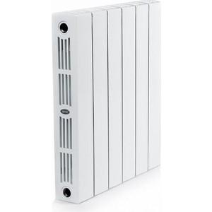 Радиатор отопления RIFAR SUPReMO 500 6 секций биметаллический боковое подключение mectherm jumbo 500 6 секций