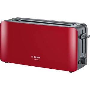 Тостер Bosch TAT6A004 красный