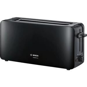 Тостер Bosch TAT6A003 черный цена
