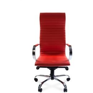 Офисное кресло Chairman 710 экопремиум красный офисное кресло chairman 429 экопремиум серый ткань 10 356 черная