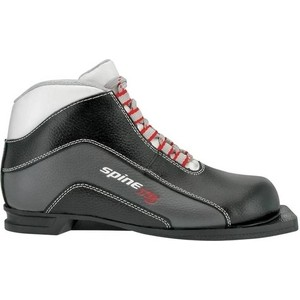 Ботинки лыжные Spine 75 мм X5 (кожа) 38р. spine x5 180 44