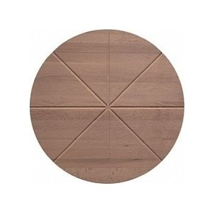 Доска для пиццы 40см круглая Топаз (50157)