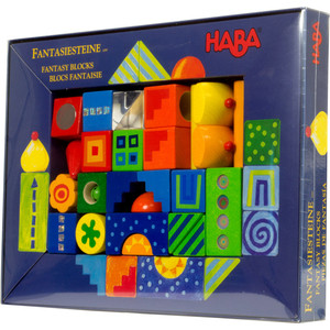 HABA Воображаемые блоки (002297) haba aircraft swing