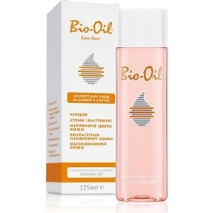где купить Bio-Oil Масло косметическое от шрамов, растяжек, неровного тона 125мл по лучшей цене