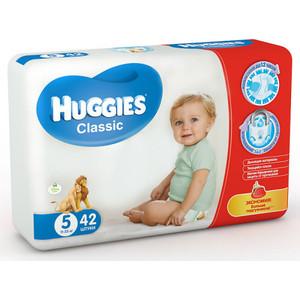 Huggies Подгузники CLASSIC Размер 5 11-25кг 42шт 5 11