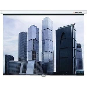 Экран для проектора Lumien Eco Picture 150x150 (LEP-100101) экран для проектора lumien eco picture 150x150 lep 100101