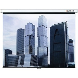 Экран для проектора Lumien Eco Picture 160x160 (LEP-100105) lj41 10134a lj41 10135a lj92 01850a lj92 01851a good working tested