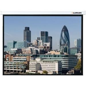 Экран для проектора Lumien Master Control 220x220 моторизованный (LMC-100125) натяжной экран для проектора classic solution norma 220x220 1 1