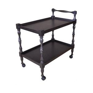 Стол сервировочный Мебелик Бридж венге сервировочный столик мебелик стол сервировочный бридж средне коричневый