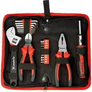 Набор инструментов слесарно монтажный Matrix 22 предмета (13561)