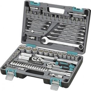 Набор инструментов Stels 82 предмета (14105) набор инструментов зубр 82 предмета мастер 27635 h82