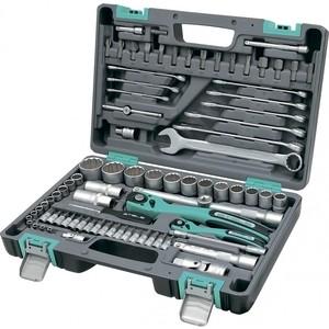 Набор инструментов Stels 82 предмета (14117) набор инструментов зубр 82 предмета мастер 27635 h82