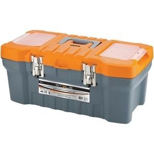 Ящик для инструментов Stels 22 28х23,5х56см (90713) ящик для инструментов stels 90713