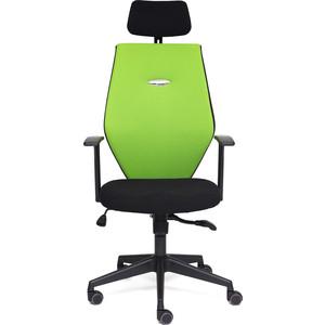 Кресло TetChair RINUS-6 черный/зеленый OH205/OH230 tetchair кресло tetchair step 10182 0yuglgd