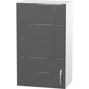 Шкаф навесной с дверью СМК Виктория 40х72