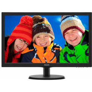 Монитор Philips 223V5LSB (10/62) монитор philips 223v5lsb 00 01
