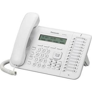 IP-телефон Panasonic KX-NT553RU белый телефон panasonic kx ts2350rut титан