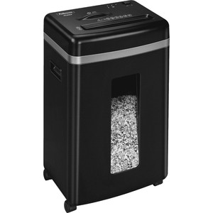 Шредер Fellowes MicroShred 450M шредер fellowes microshred 450m