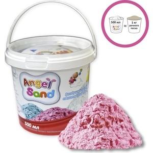 Песок Angel Sand Розовый 0,5л (MA70504) angel