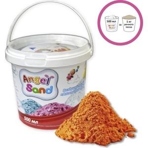 Песок Angel Sand Оранжевый 0,5л (MA70503)