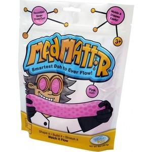 Масса для лепки Mad Mattr Pink (розовый) (210-400) масса для лепки candy clay набор круассан