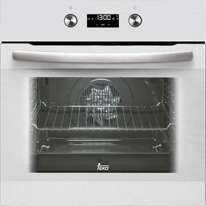Электрический духовой шкаф Teka HO 725G WH встраиваемый электрический духовой шкаф teka hs 735 stainless steel